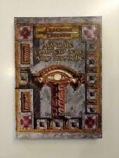 Dungeons & Dragons 3.5 - Manuale completo delle Arti Psioniche