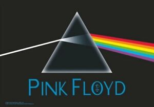 Pink Floyd Dark Side of the Moon  large fabric poster/flag 1100mm x 750mm (hr)