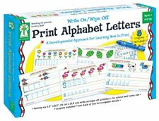 Carson-dellosa Print Alphabet Letters Manipulative - Theme/subject: Learning