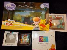 Bundle Winnie Pooh & Tigger New Items Disney Musical Stage / Quartz Alarm clock