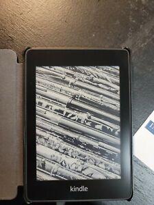 Amazon Kindle Paperwhite (10th Generation) 8GB, Wi-Fi, 6in - Black