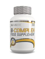 Multi Vitamin + B Complex - 60 Tabletten (Biotech USA) - Maximal dosiert + Bonus