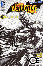 DETECTIVE COMICS #18 - New 52 - SKETCH VARIANT COVER 1:25