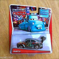 Disney World of Cars TOON MANJI diecast TOKYO MATER Tall Tales tattoo PIXAR seen