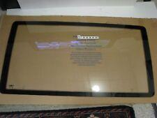 NEW PPG SIDE SLIDING DOOR WINDOW CLEAR MOVEABLE GLASS 85-89 ASTRO SAFARI VAN