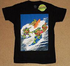 Teenage Mutant Ninja Turtles Cowabunga Surf Shirt Small NWT