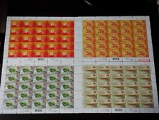 2013 China Hong Kong CNY Year of the Snake Stamp Full Sheets MNH