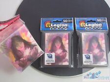 LOTUS GIRL DECK PROTECTORS CARD SLEEVES AND DECK BOX CARD BOX LEGION FOR MTG