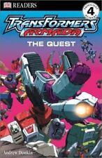 The Quest (DK Readers: Transformers Armada)
