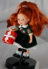 2003 Mattel Holiday Cheer Kerstie, Friend of Kelly, Barbie, Green Dress, No Box
