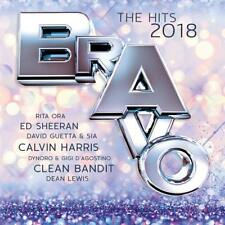 BRAVO  The Hits  2018  Doppel-CD   NEU & OVP  16.11.2018