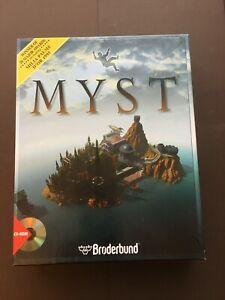 """""""MYST""""  PC CD ROM Game (C3)"""