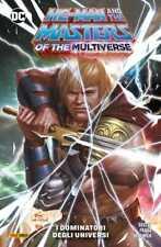 He-Man and the Masters of the Multiverse - I Dominatori degli Universi DC Panini