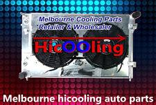 52MM Alloy Radiator & Shroud Fits Holden VY Commodore V8 SS MANUAL LS1 GEN3
