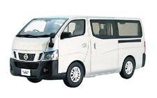 EBBRO 1/43 NISSAN NV350 Caravan Van DX 2012 Silver Diecast Model 45595