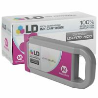 LD 6683B001AA PFI-706M PFI706 Magenta Ink Cartridge for Canon Printer