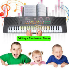 New ListingElectronic Keyboard Piano 54 Key Portable Musical Instrument Gift For Kids