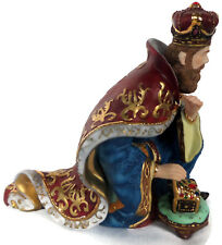 Nativity Kneeling Wise Man Figure Replacement Costco Kirkland Signature 428589