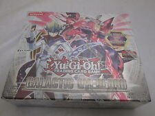 YUGIOH GALACTIC OVERLORD 1ST EDITION BOOSTER  SEALED BOX