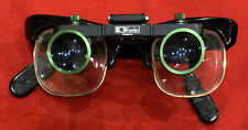 Keeler 25x Coated Galilean Surgical Loupes 16 Inch 420mm Working Distance