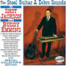 Buddy Emmons - Steel Guitar and Dobro Sounds [New CD]