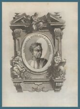 Giovan Francesco Rustici scultore architetto Firenze Rustichino Vasari 1790