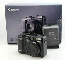 Canon Powershot G10 14.7mp Digital Compact Camera. Boxed