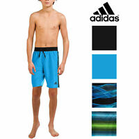 NEW Adidas Boy's Swim Trunks Board Shorts Swimwear VARIETY OF COLORS & SIZES