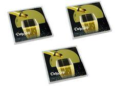 DROP STOP MINI DISK ORO 3 confezioni da 5pz