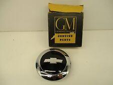 1954 1955 NOS GM CHEVROLET TRUCK HORN CAP Button Bowtie 758632 3100