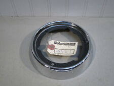 NOS 1952 FORD PASSENGER CAR CHROME TAIL LIGHT BEZEL...NEW FOMOCO