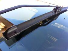 2 x Escobillas limpiaparabrisas flexibles para coche Smart Forfour (Hasta 2006)