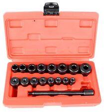17 Pc Universal Clutch Aligning Car Van Mechanics Garage Kit Alignment Tool Set