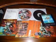 Iron Maiden / Virtual XI JAPAN w/calendar 2CDBOX T-A2