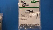 (1 PC) NTE82, ECG82, PNP - Si, Dual, High Speed Switch, DC to VHF Amp
