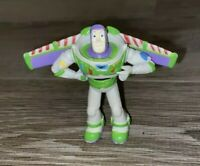 "Disney Toy Story Character Figure Buzz Lightyear  Wings Out 3"" Miniature"