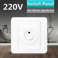 220 V Electronic Energy Saving Time Delay Timer Touch Switch Panel For LED