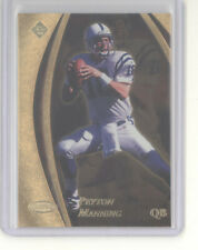Peyton Manning rookie card /150 1998 Collector's Edge Masters gold RC NM Colts