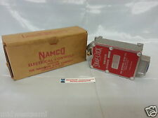 NAMCO D2400X 1IN NPT SNAP-LOCK LIMIT SWITCH 125-600V-AC 5-20AMP FREESHIPSAMEDAY