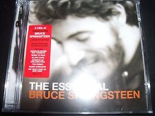 Bruce Springsteen The Essential (Australia) Greatest Hits Best Of 2 CD – New