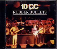 10 CC - RUBBER BULLETS