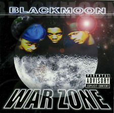 Black Moon  -  War Zone  -   New Factory Sealed CD