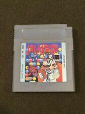 Nintendo GameBoy Dr. Mario Video Game