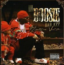 Lil Boosie - Vol. 2-Bad Azz Mixtape  Explicit Version (2010, CD NEUF)
