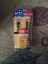 Belkin USB2 Hi-Speed Cable - New!