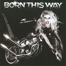 Born This Way [LP] by Lady Gaga (Vinyl, May-2011, 2 Discs, Interscope (USA))