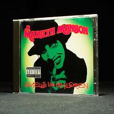 Marilyn Manson - Smells Like Children - music cd album