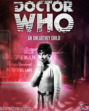 DOCTOR WHO: AN UNEARTHLY CHILD - DVD DISC ONLY - AUTHENTIC US RELEASE