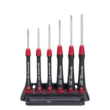Wiha 6pc PicoFinish Mini Precision Hex/Allen Screwdriver Set 263PFK6