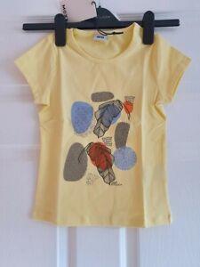 BNWT Mexx Girls T Shirt Age 7-8 RRP £16